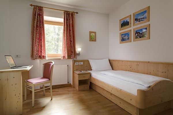 camera senza balcone hotel villamadonna