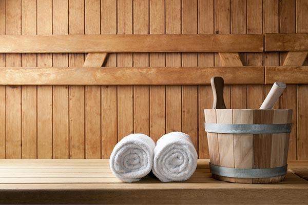 particolare sauna hotel villamadonna
