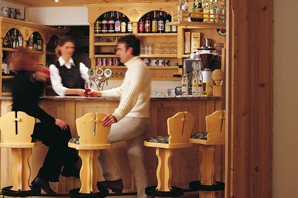 servizio bar hotel villa madonna